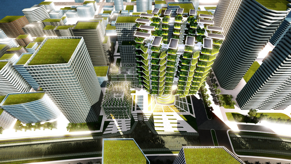 From SkyWay to SkyFarm. Global Trend of Eco-Technologies (Video Digest)
