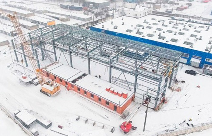 New SkyWay Production Building ― Getting Ready to Execute Contracts!