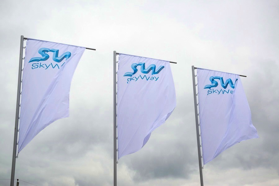 Transition to the seventh stage of development of the SkyWay Group of Companies