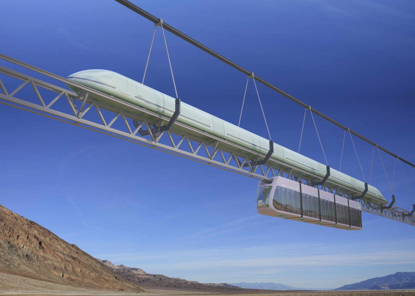 SkyWay in Australia: Differences from a Monorail