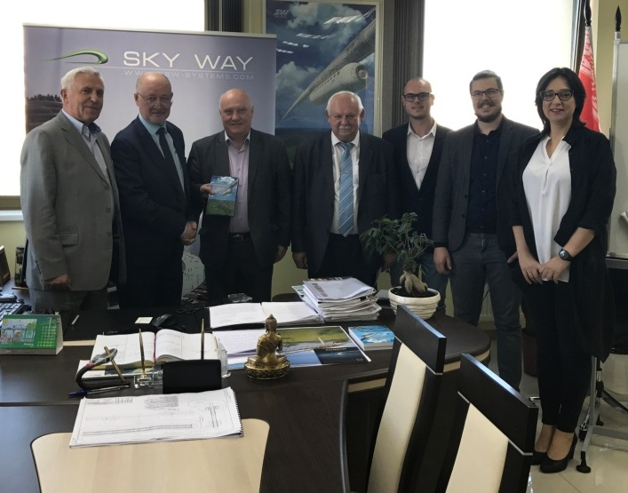 Connecting Riverbanks. President of All-Ukrainian Union of Building Materials Manufacturers About His Visit to SkyWay