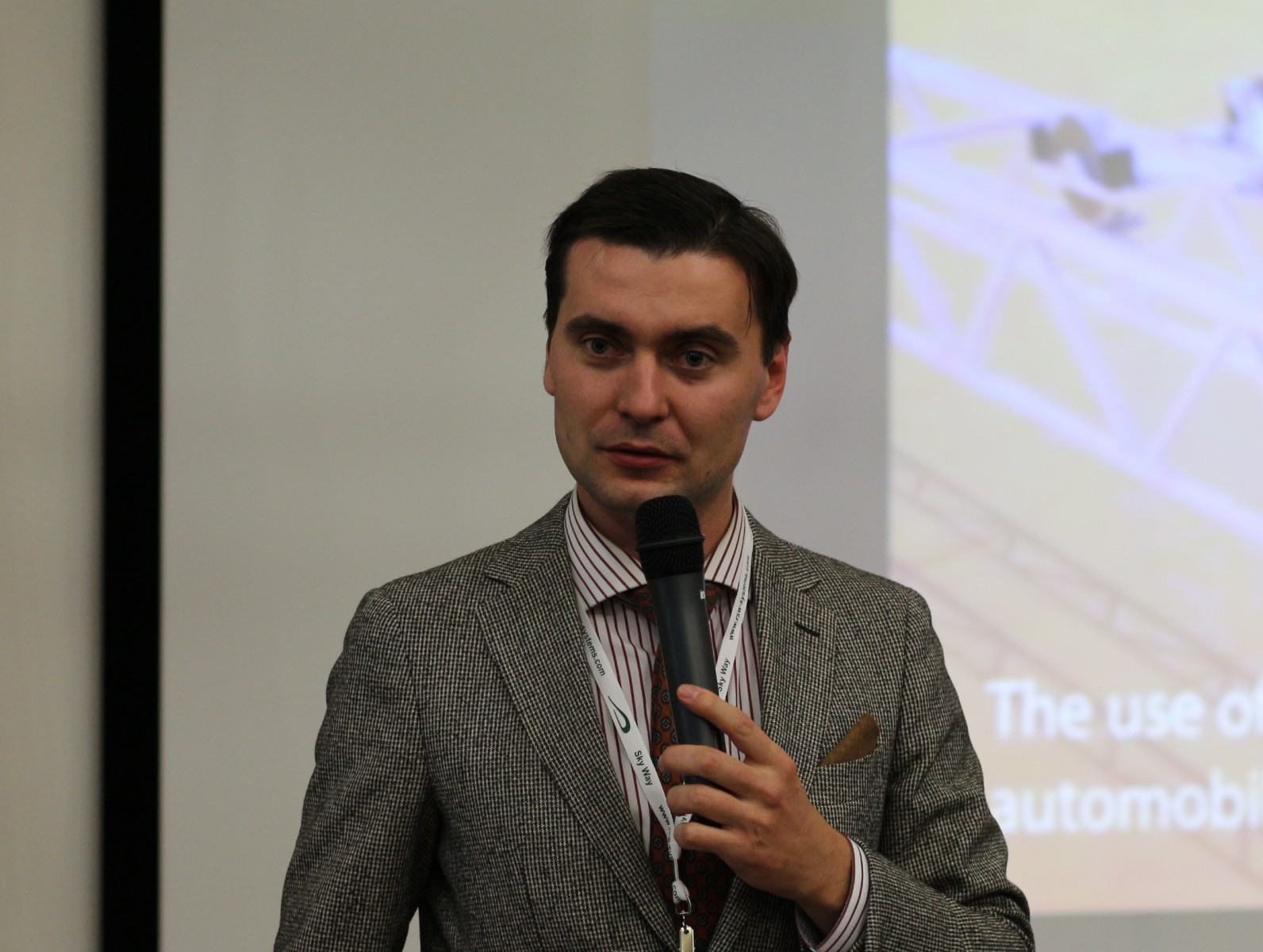 SkyWay in Central Europe: Deputy Director on development comments negotiations in Slovakia