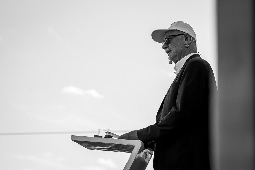 SkyWay, Sky Way, SkyWay in Belarus, Юницкий, технология, ЭкоФест 2018, инновации, генеральный конструктор, выступление, доклад