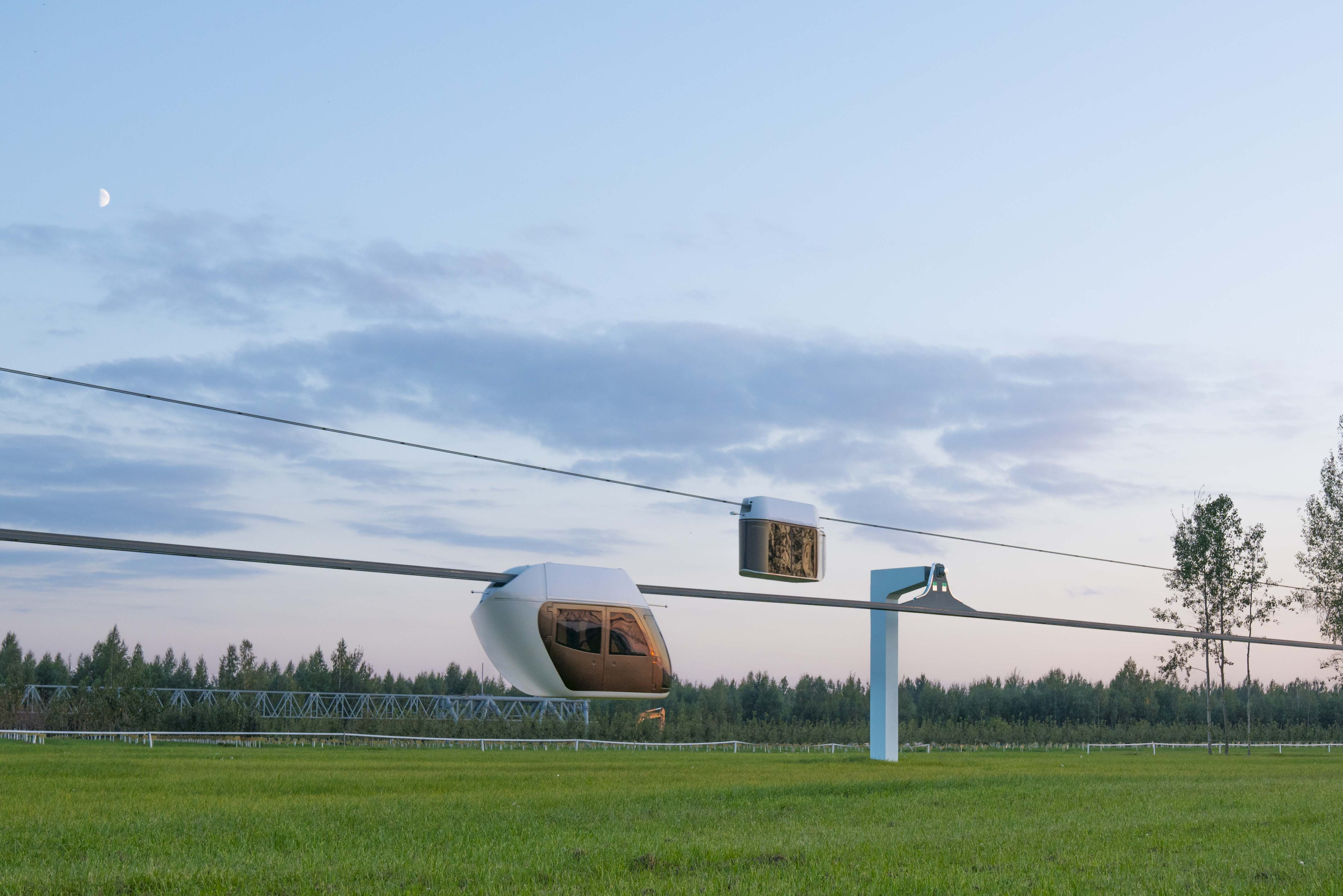 SkyWay, Sky Way, SkyWay in Belarus Yunitsky, string transport, development, 11th Stage, Transition, stages of development