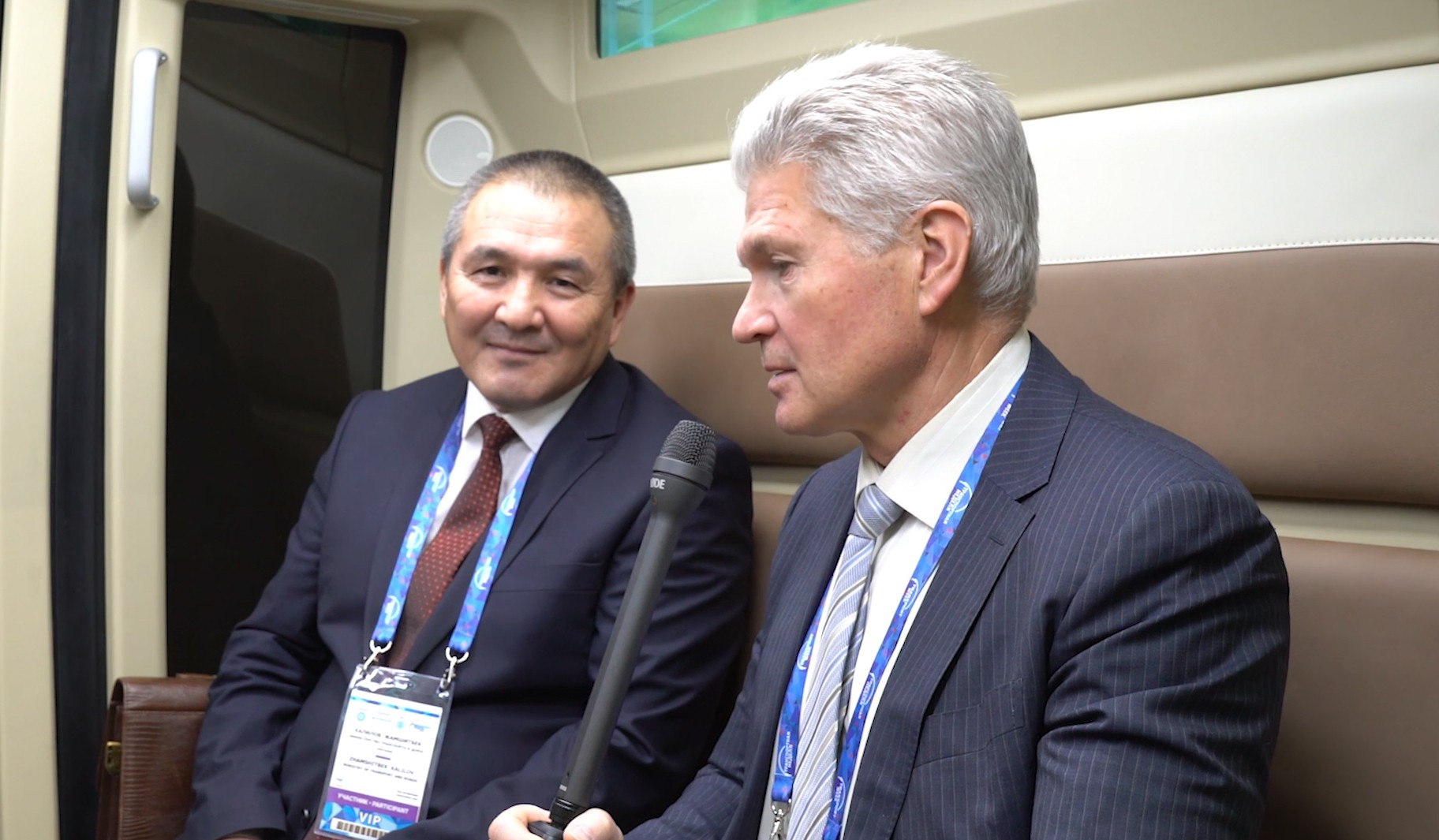 Minister of Transport and Roads of Kyrgyzstan about SkyWay