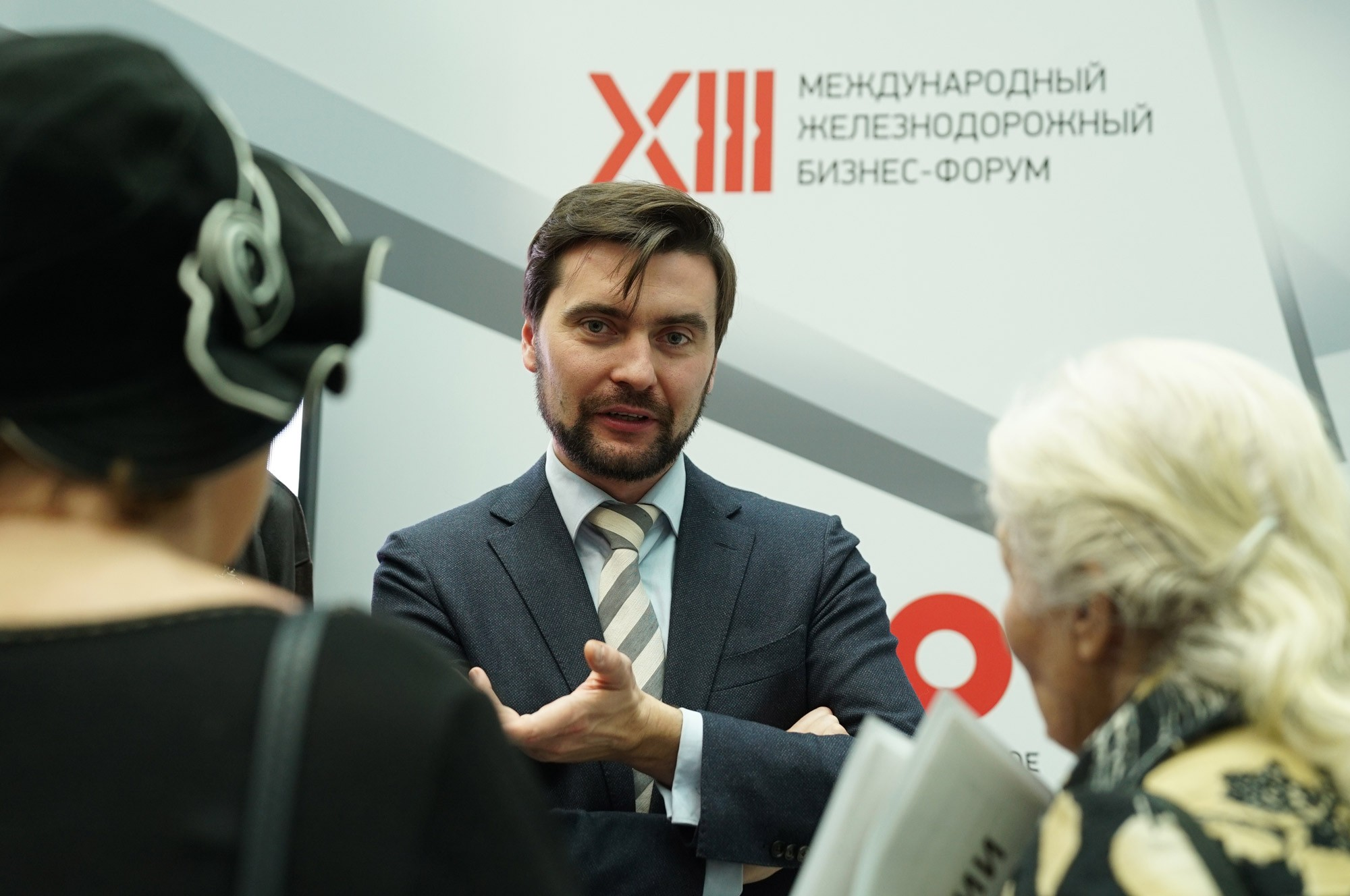 SkyWay, Sky Way, SkyWay in Belarus Yunitsky, string transport, Victor Babrin, interview, exhibition, Transport of Russia, development, conference