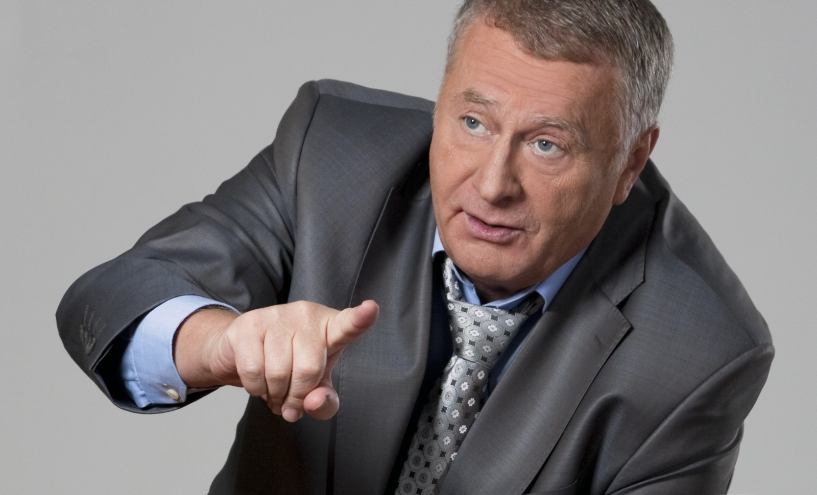 "Zhirinovsky about SkyWay – in the air of Federal TV channel ""Russia 24"""