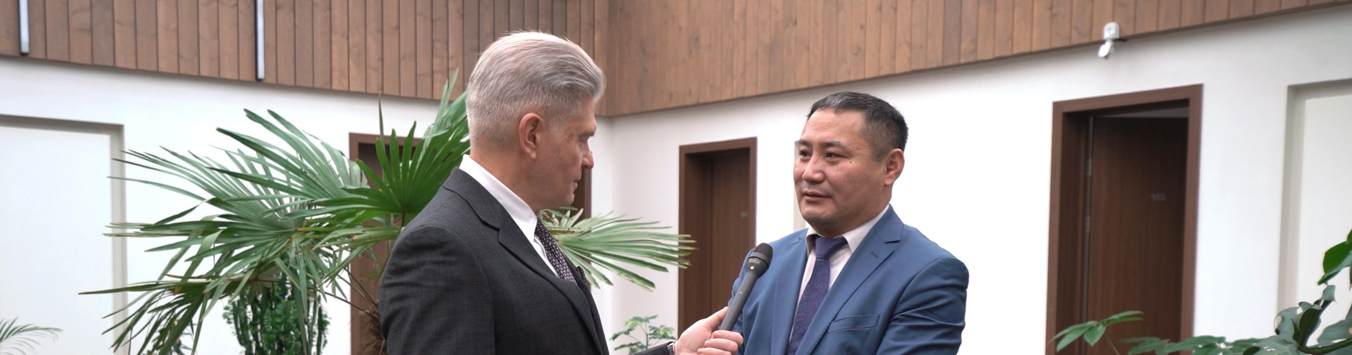 Interview with the Consul of Mongolia in Belarus