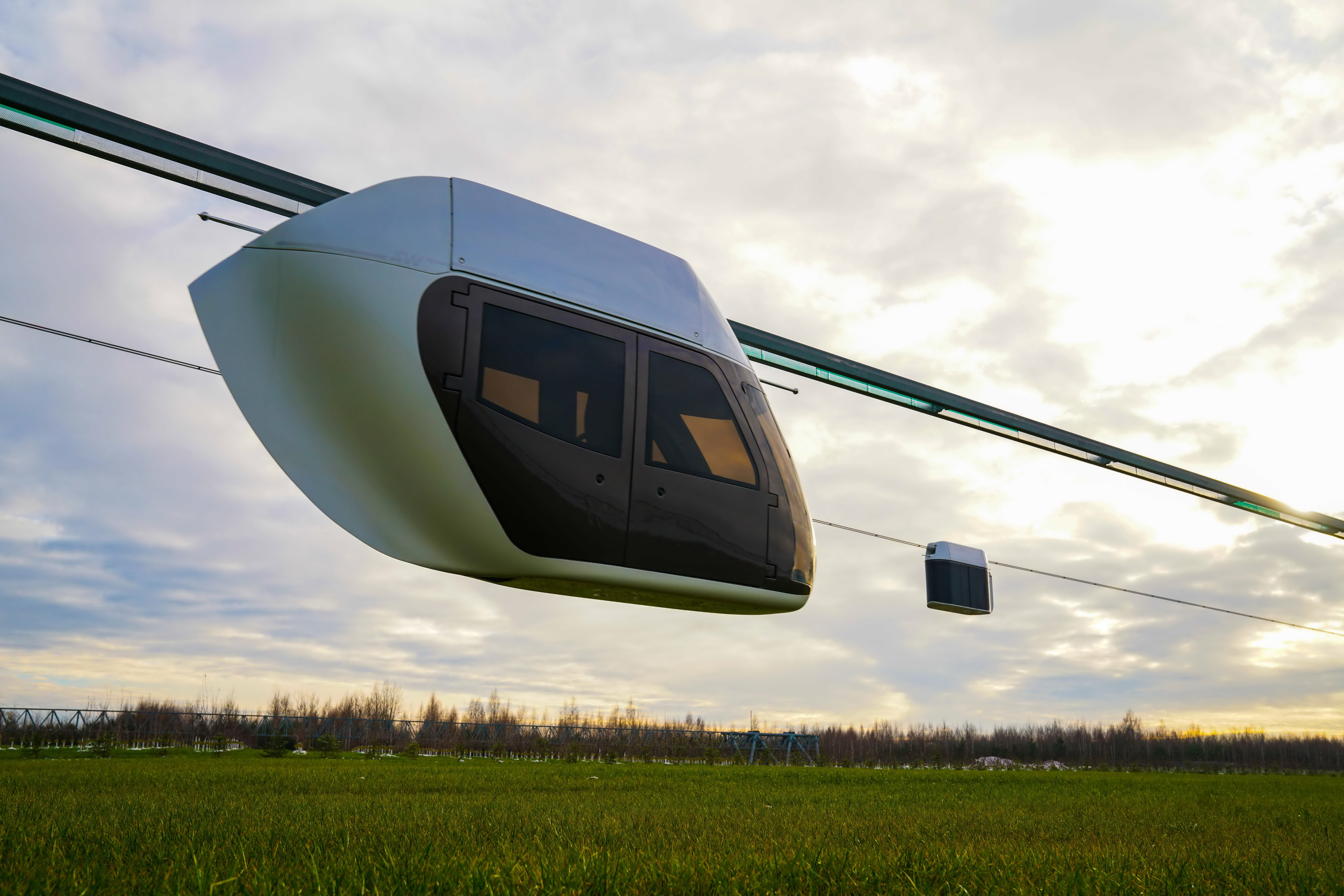 "Industry 4.0 in ""SkyWay Technologies"": Development of New Models in SkyWay Transport Will Come up Faster and Better"