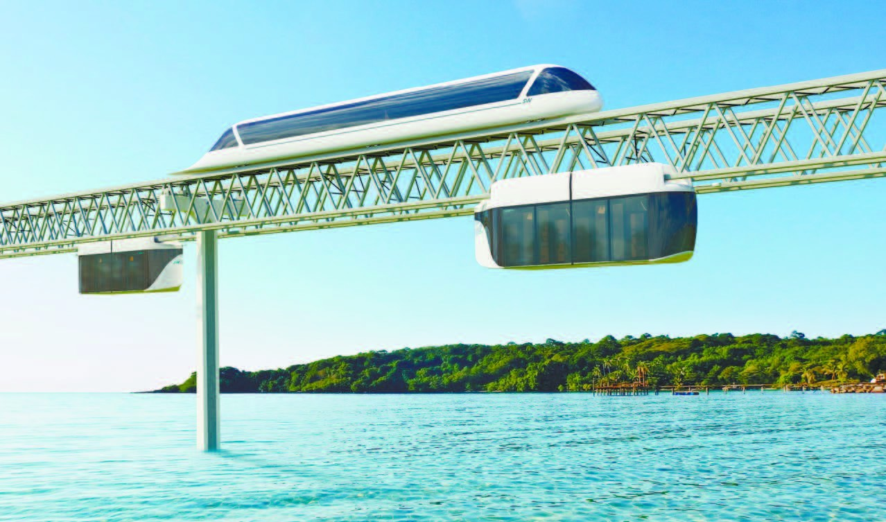 SkyWay Was Presented in Thailand