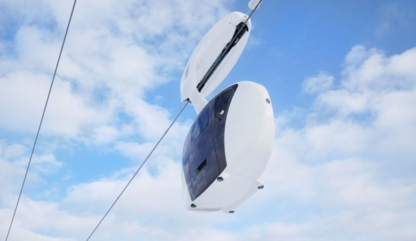 Uniwind: lightweight, inexpensive and economical transport