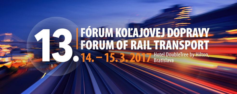 Mobility 4.0: SkyWay at Rail Transport Conference in Slovakia