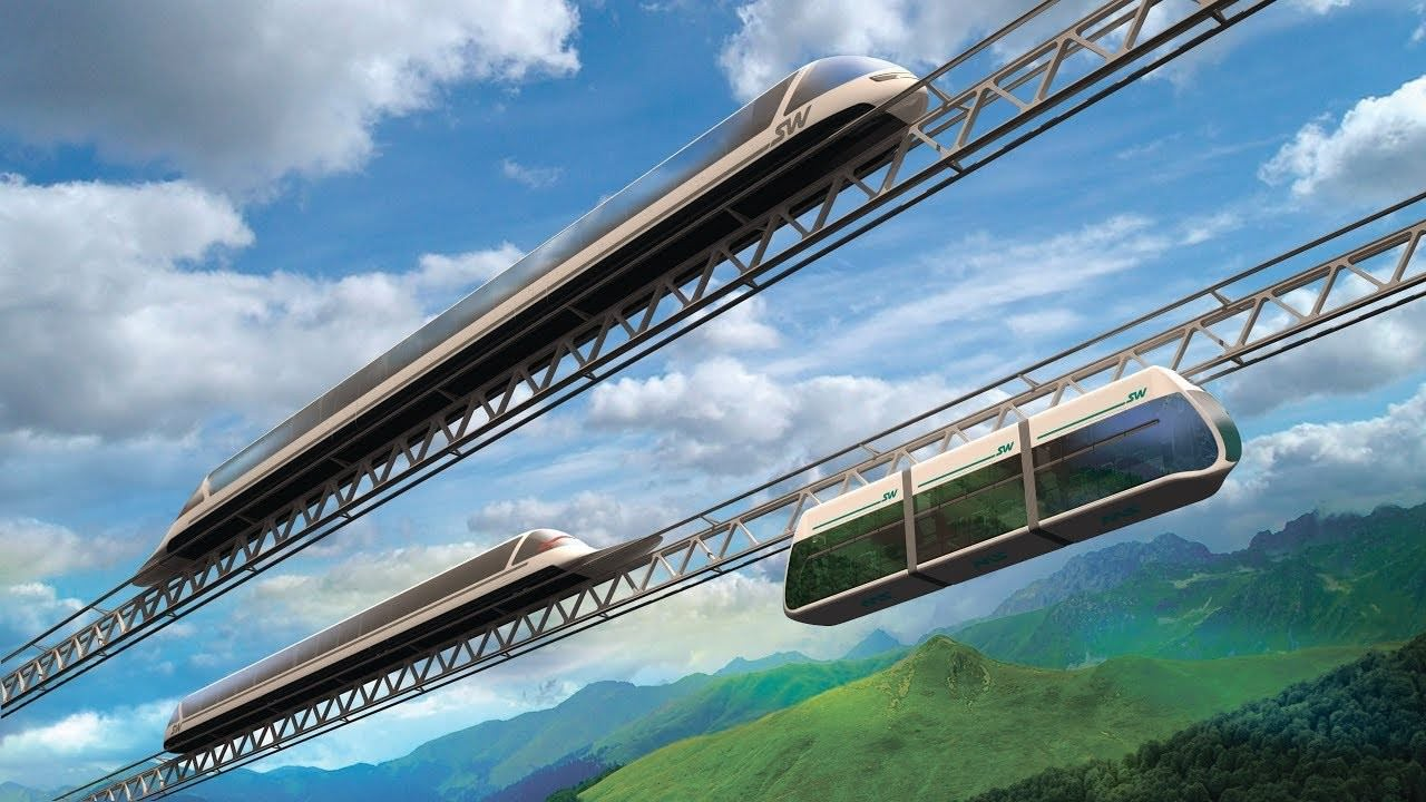 Questions on High-Speed SkyWay: Comment from General Designer