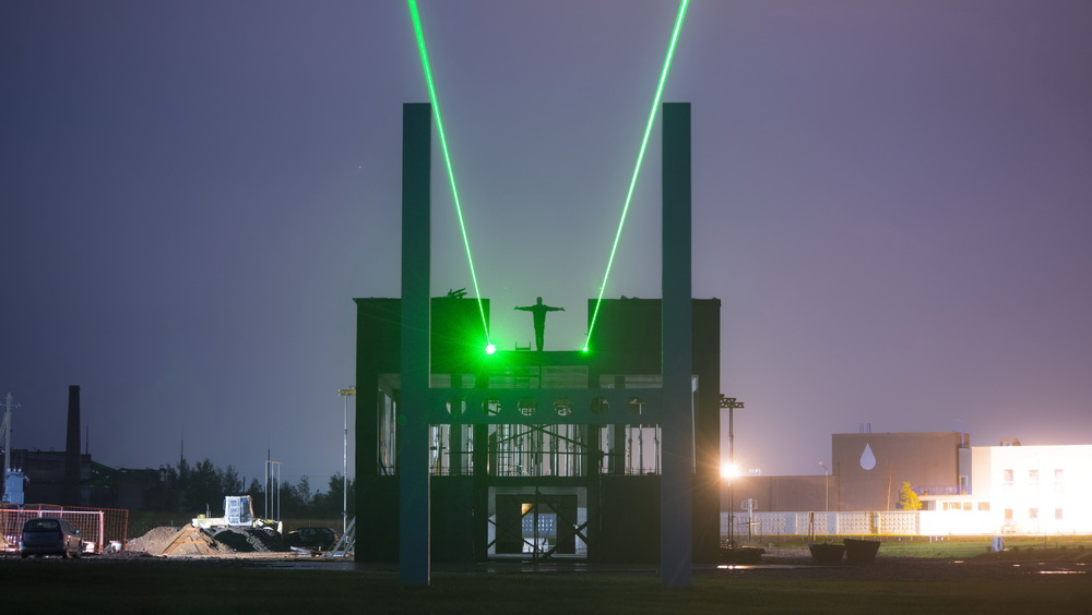 Lasers in EcoTechnoPark