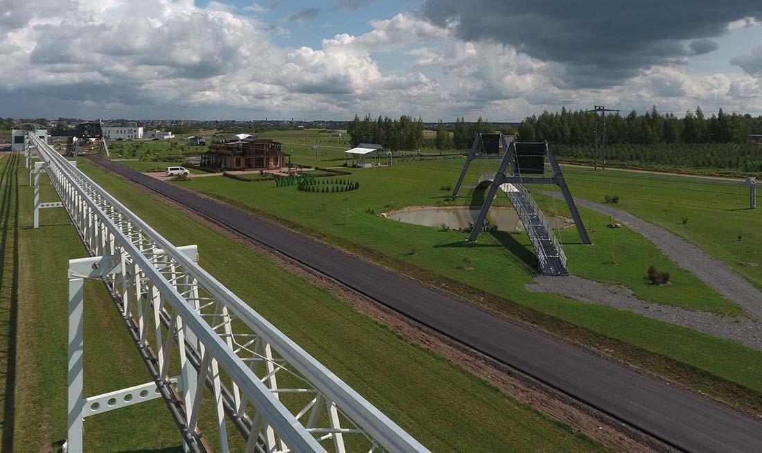 skyway, tests, rail head, modernization, high-speed transport