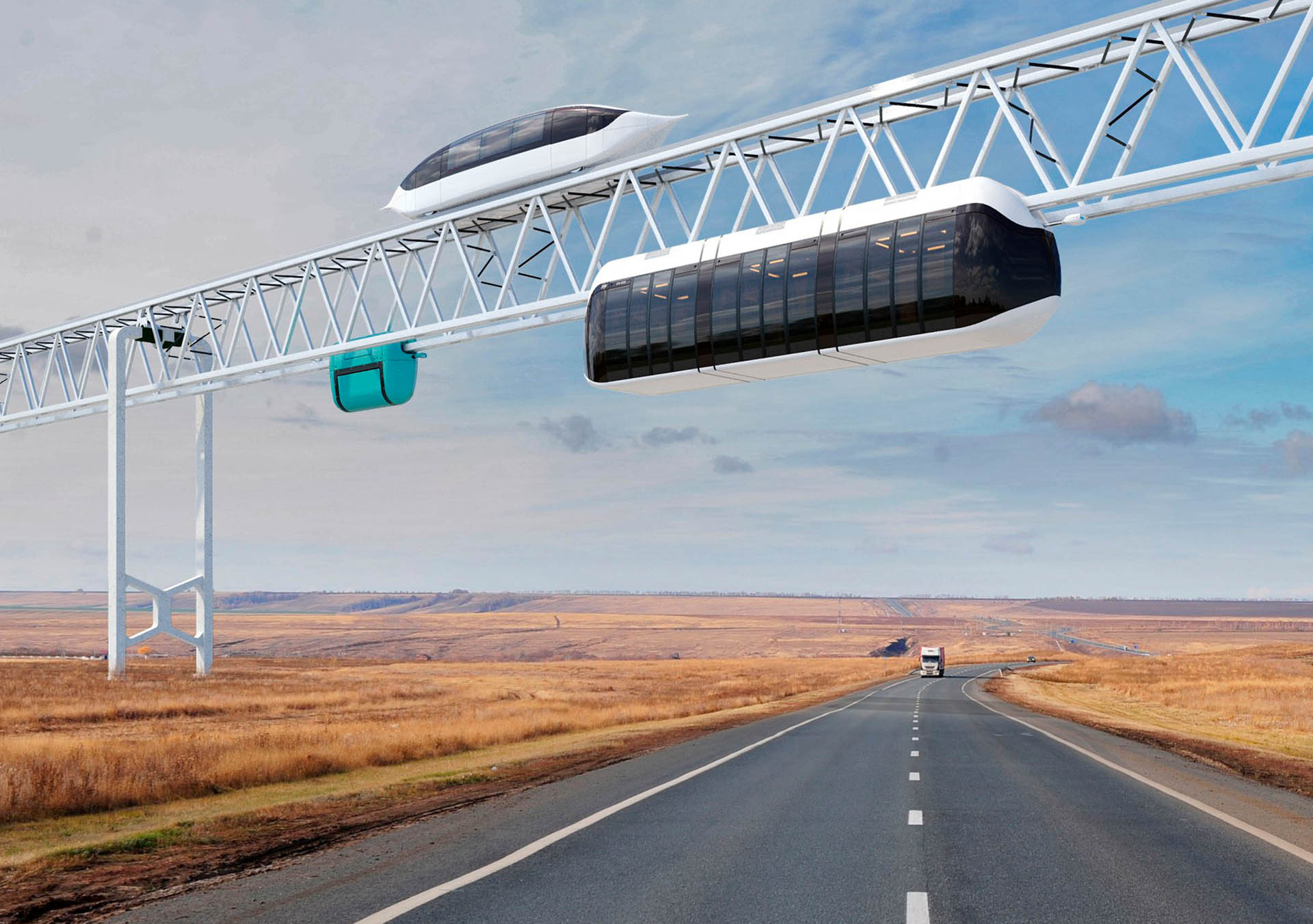 SkyWay for Northern Eurasia: Saving What's Left, Returning What's Possible